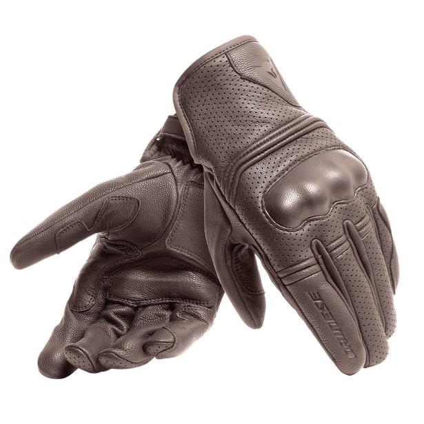 Găng tay bảo hộ đi xe moto Dainese - Găng tay da CORBIN AIR UNISEX - Thương hiệu Ý