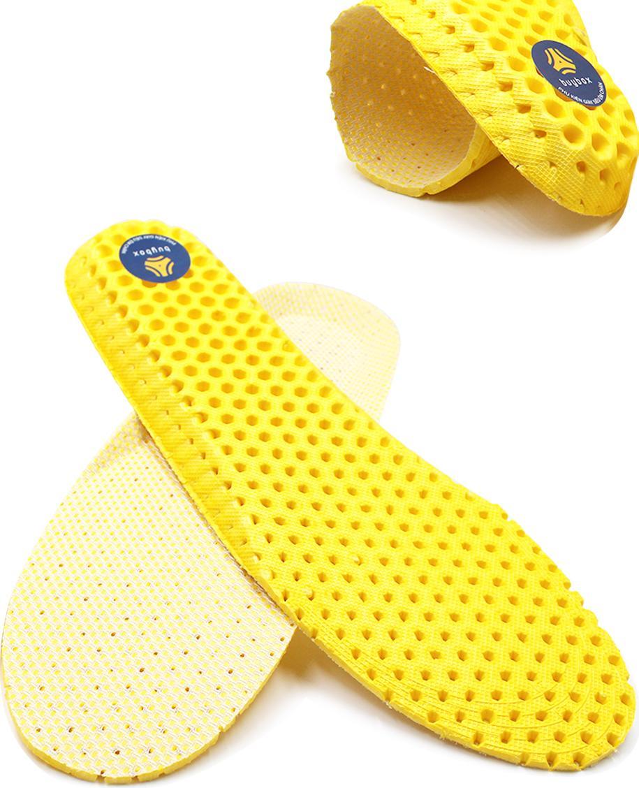Lót giày thể thao EVA êm chân có cấu trúc tổ ong thoáng khí buybox BBPK25