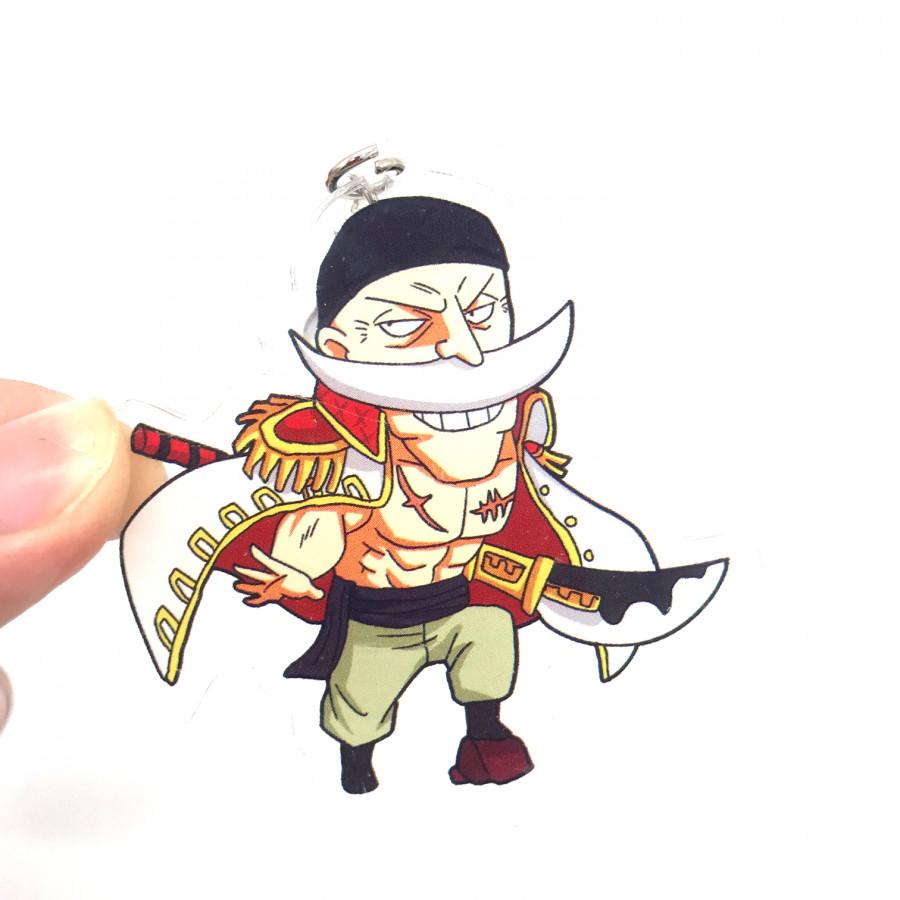 Móc Khóa Râu Trắng One Piece OP08041