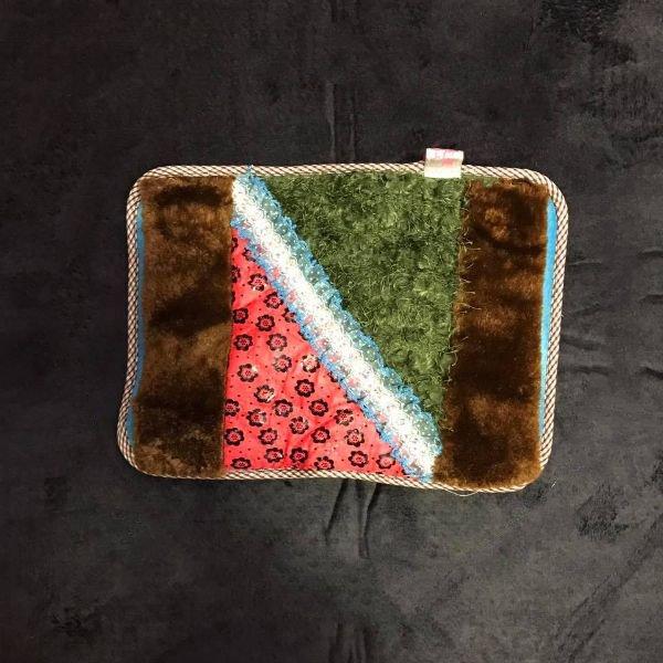 Túi Sưởi Ấm Tay Họa Tiết Dễ Thương Đa Năng (1 Sản Phẩm)- Dùng Điện  - Màu Nâu Xanh - Mẫu TST0202