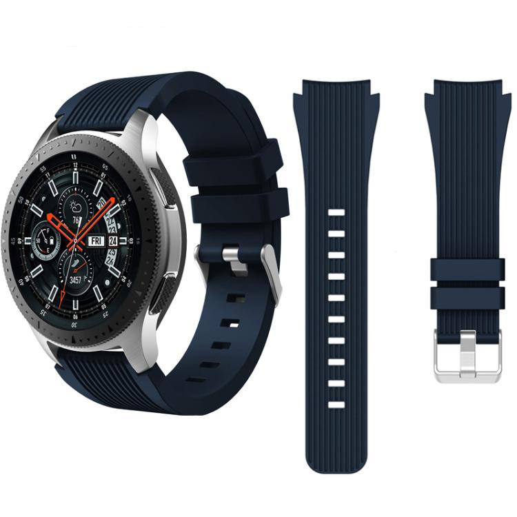 Dây Cao Su Cho Galaxy Watch 46, Gear S3 Size 22