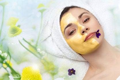 Trẻ hóa da bằng mặt nạ vàng 24k – venusspa77