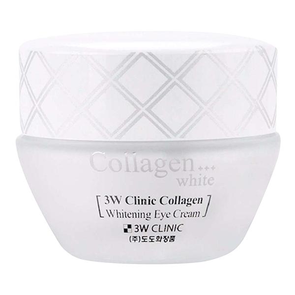 Kem Dưỡng Da Vùng Mắt 3W Clinic Collagen Whitening Eye Cream (35ml)