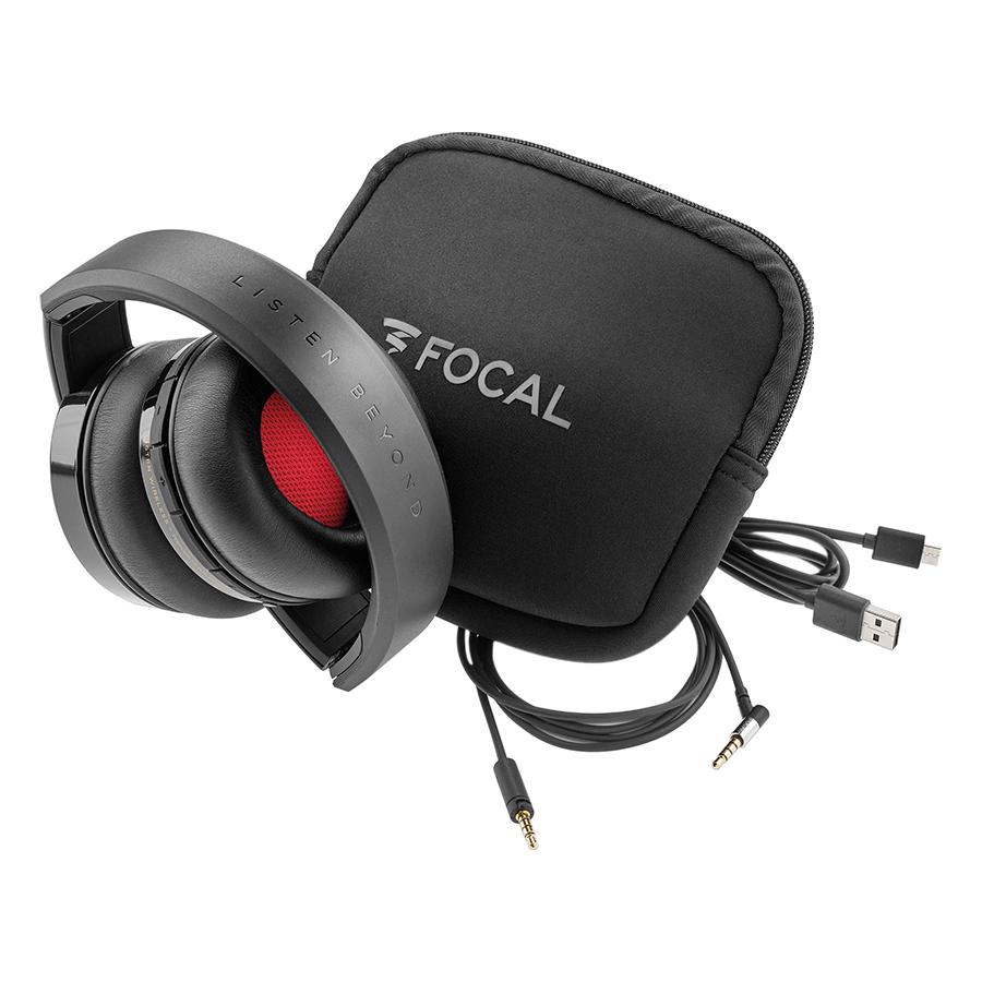Tai Nghe Over-Ear Bluetooth Có Mirco Focal Listen Wireless - Hàng Chính Hãng