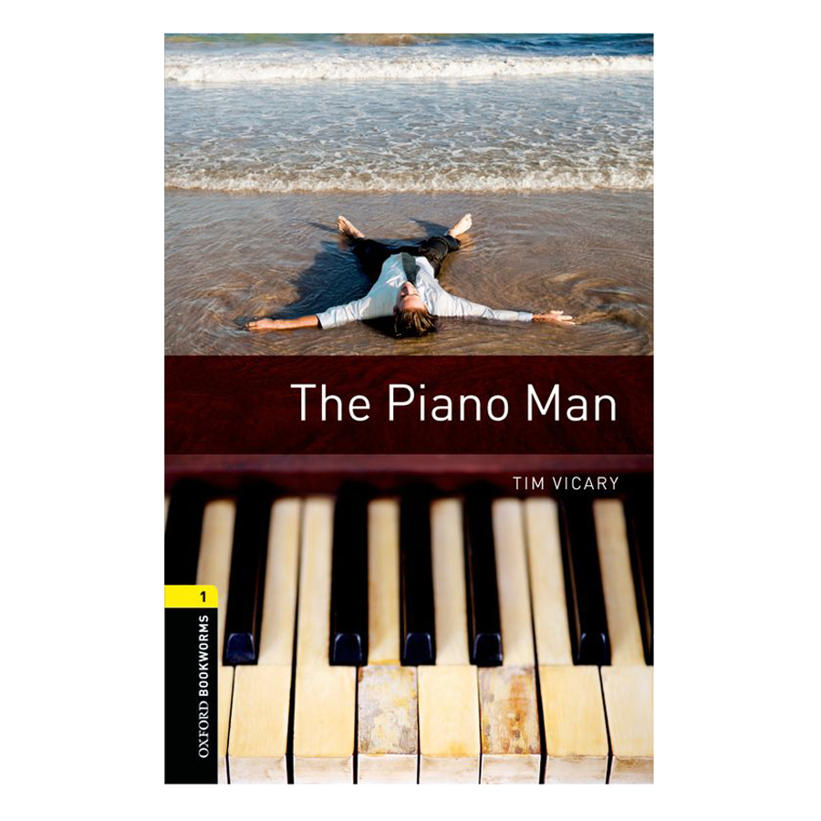 Oxford Bookworms Library (3 Ed.) 1: The Piano Man Audio CD Pack
