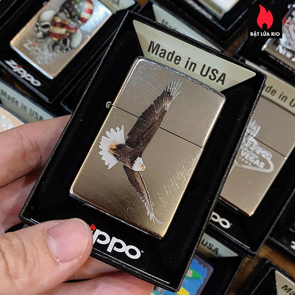 Bật Lửa Zippo 24647 Eagle