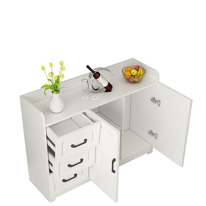 Tủ đựng đồ nhà bếp, tủ bếp đa năng TUR056 Giao màu ngẫu nhiên