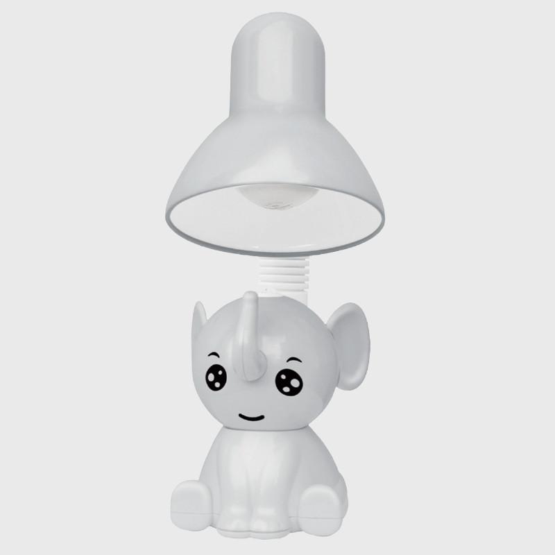 Đèn bàn bảo vệ thị lực Điện Quang ĐQ DKL18 B (kiểu con voi, bóng led daylight)