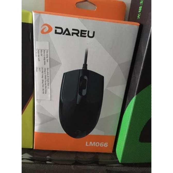 Chuột máy tính có dây DareU LM066(USB) - Hàng Chính Hãng