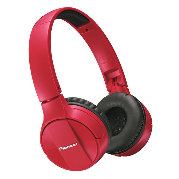 Tai Nghe Bluetooth Chụp Tai On-ear Pioneer SE-MJ553BT - Hàng Chính Hãng