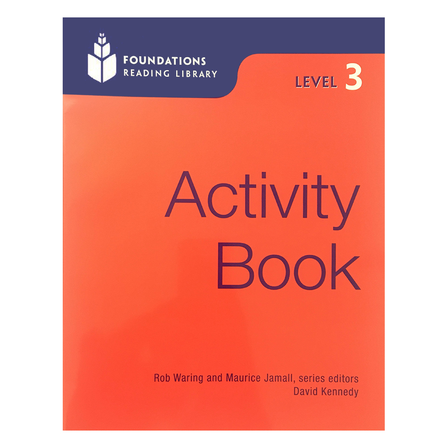 Foundations Reading Library 3: Activity Book - 9781424000531,62_18598,332000,tiki.vn,Foundations-Reading-Library-3-Activity-Book-62_18598,Foundations Reading Library 3: Activity Book