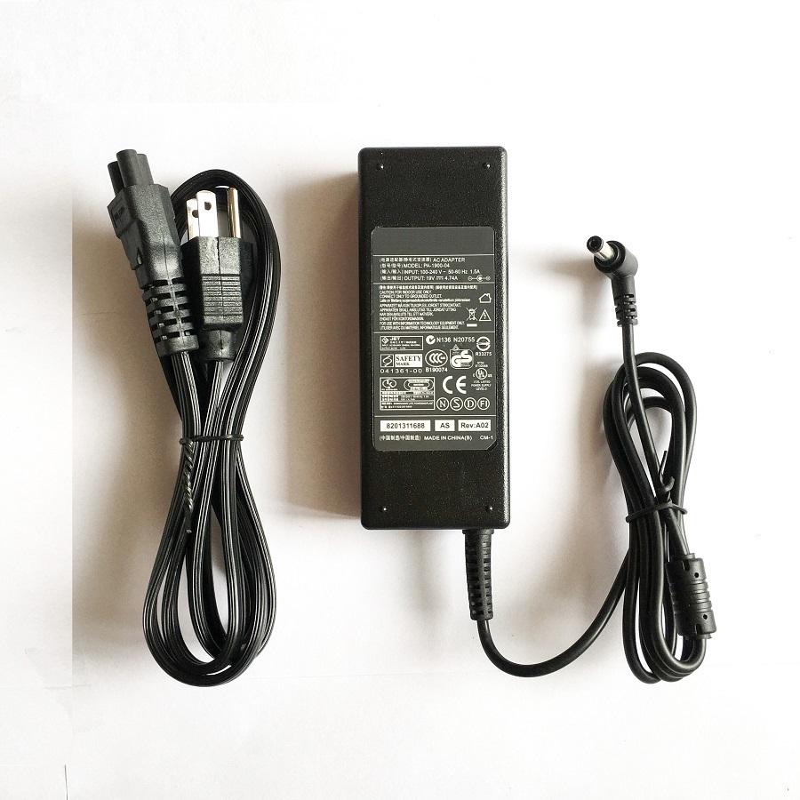 Adapter Sạc Cho Laptop Asus 90W 19V 4.74A