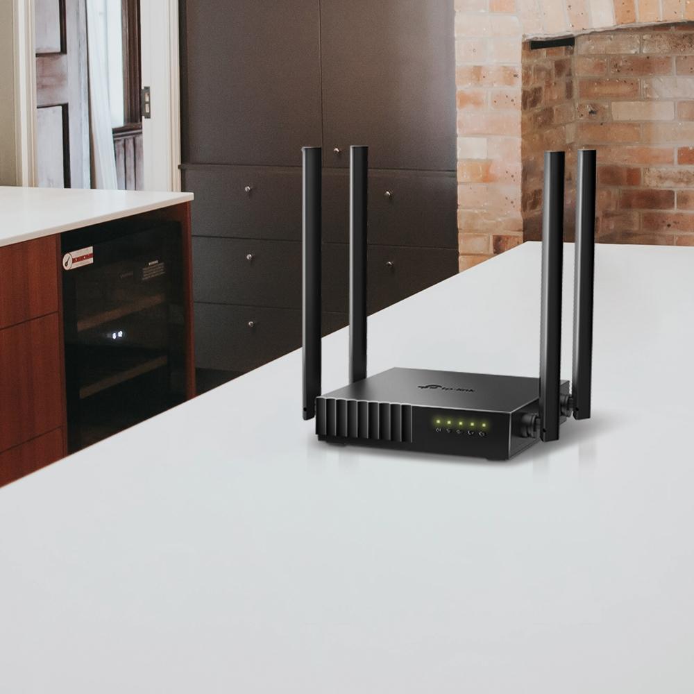 Router Wifi Băng Tần Kép AC1200 TP-Link Archer C54 - Hàng Chính Hãng