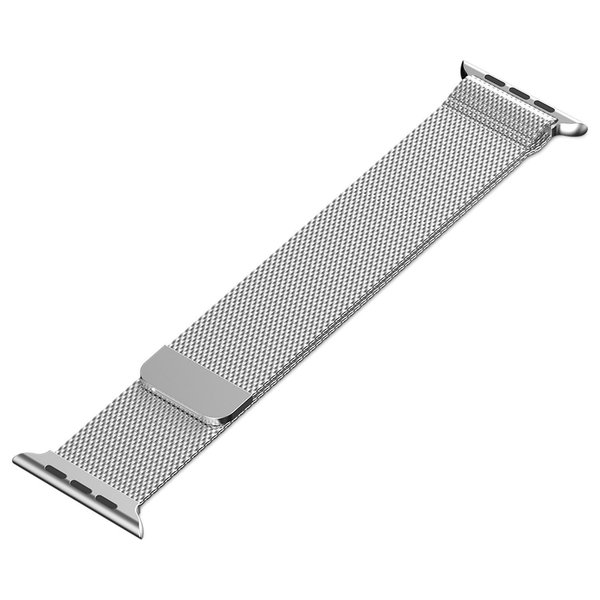 Dây đeo thay thế Apple Watch Size 42 Series 1/2/3 Milanese khóa nam châm