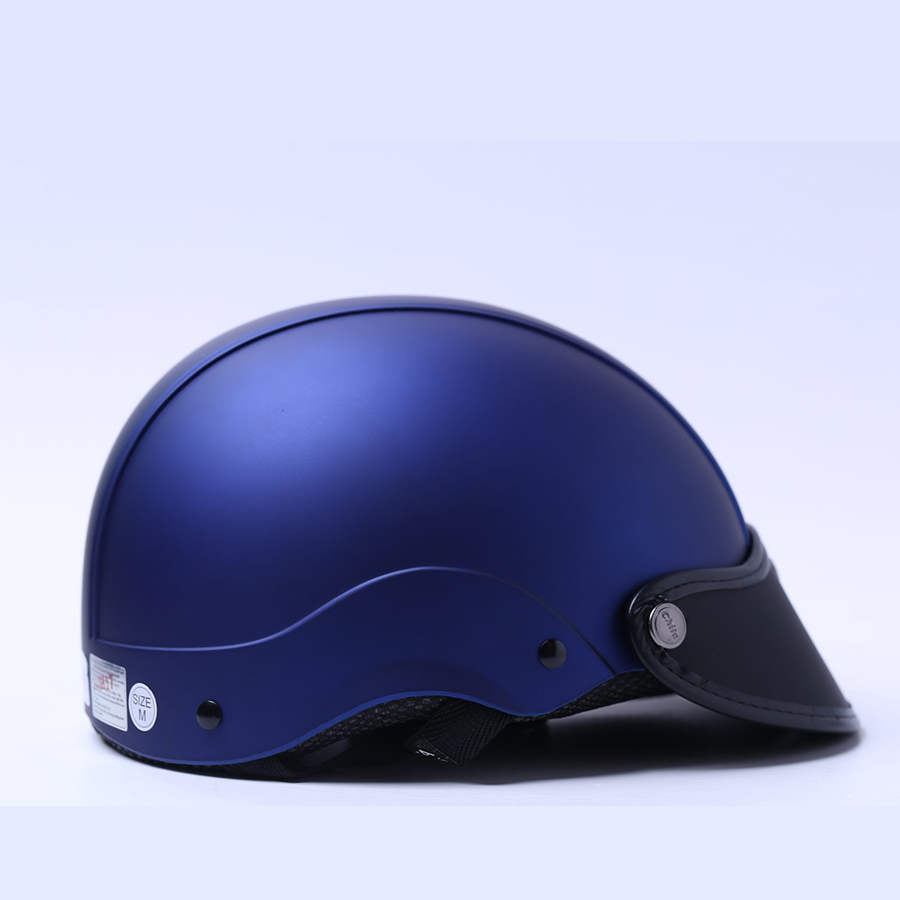 Mũ bảo hiểm CHITA 1/2 CT31 - Xanh tiger sơn mờ