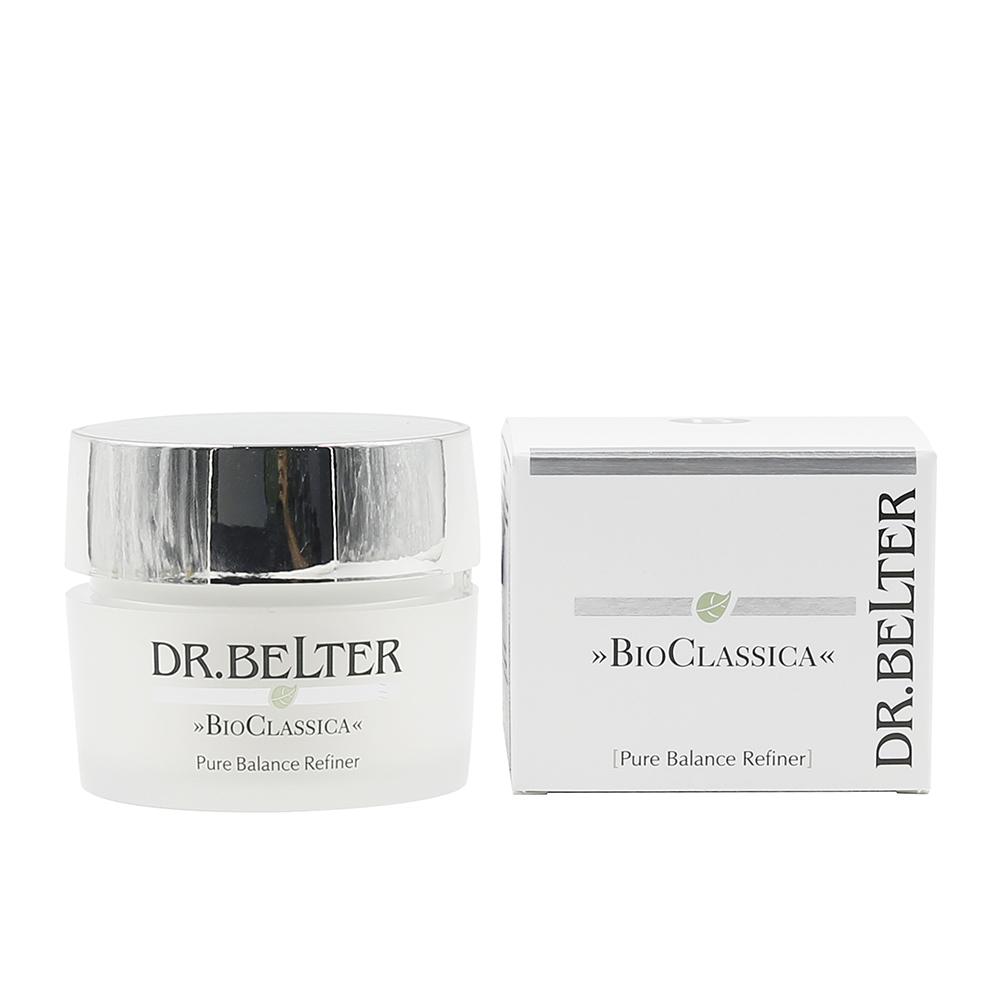 Sữa dưỡng da làm sáng, điều tiết dầu hạn chế mụn và lão hoá Dr.Belter Bio-Classica Pure Balance Refiner 50ml