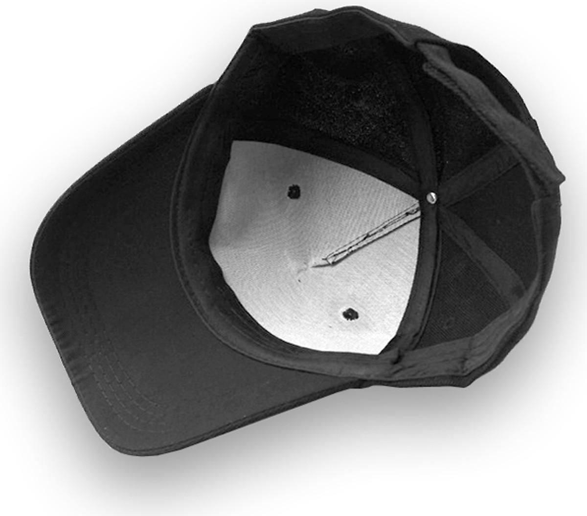 Nón Blackpink mũ lưỡi trai đen BL-01
