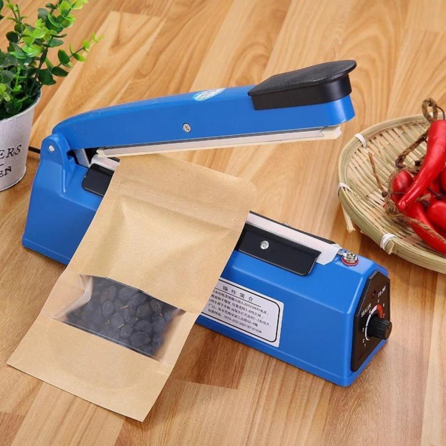 Máy hàn miệng túi dập tay size 40cm + thanh dây hàn nhiệt (PFS - 400)