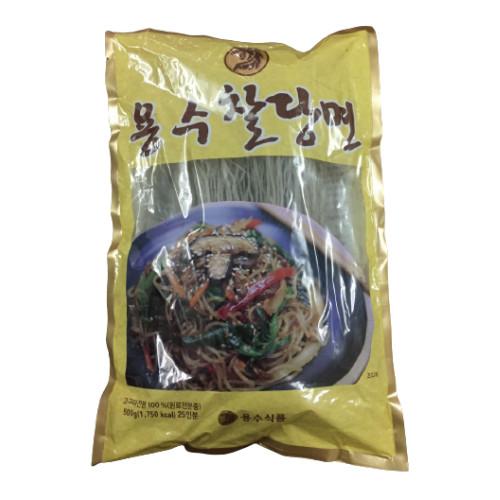 500g Miến Khoai Lang Hàn Quốc YONGSOO - Thương Hiệu Nong Woo