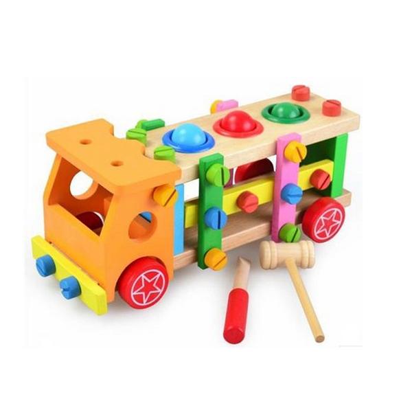 Domino quốc kỳ 100 thanh vừa học vừa chơi đồ chơi gỗ cho bé