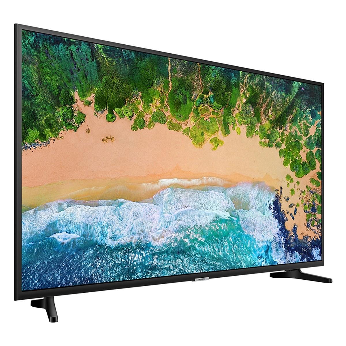 Smart Tivi Samsung 65 inch 4K UHD UA65NU7090 - Hàng Chính Hãng + Tặng Khung Treo Cố Định