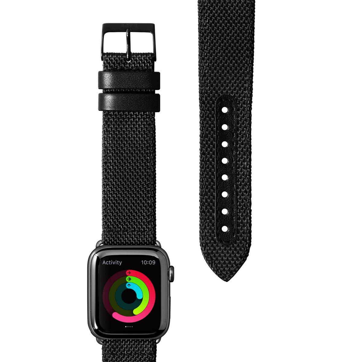 Dây đeo LAUT Dành Cho Apple Watch Band 44/42mm (Sr 1/2/3/4/5/6/SE) - Hãng Chính Hãng