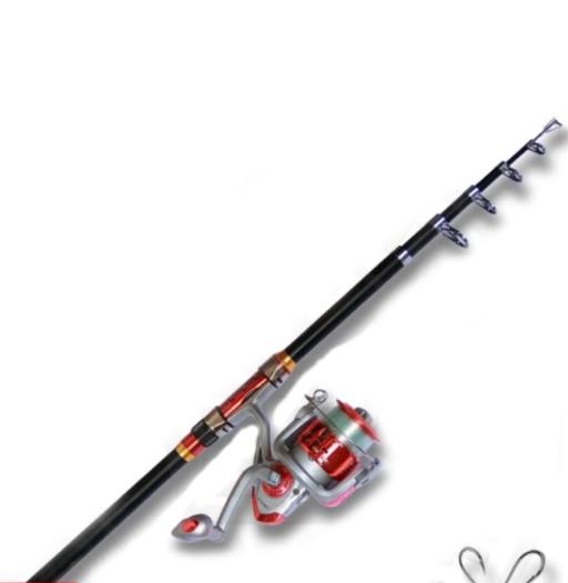 Cần câu cá cực hot CB30 có đủ phụ kiện cần thiết cực kỳ tiện lợi