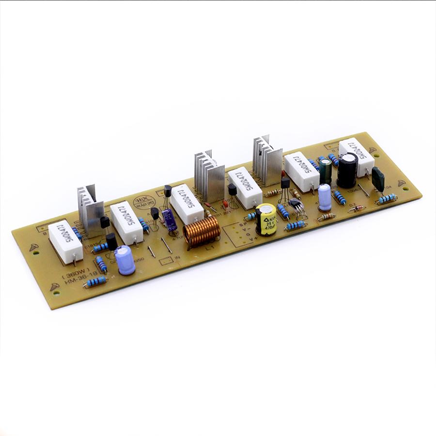 Board khuếch đại công suất 360W 12 sò chưa bao gồm sò