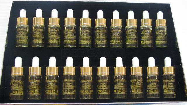 Tinh Chất Chống Oxy Hoá Từ Cá Trứng Muối Bergamo Caviar High Potency Ampoule 20 Set (Hộp 20 Chai)