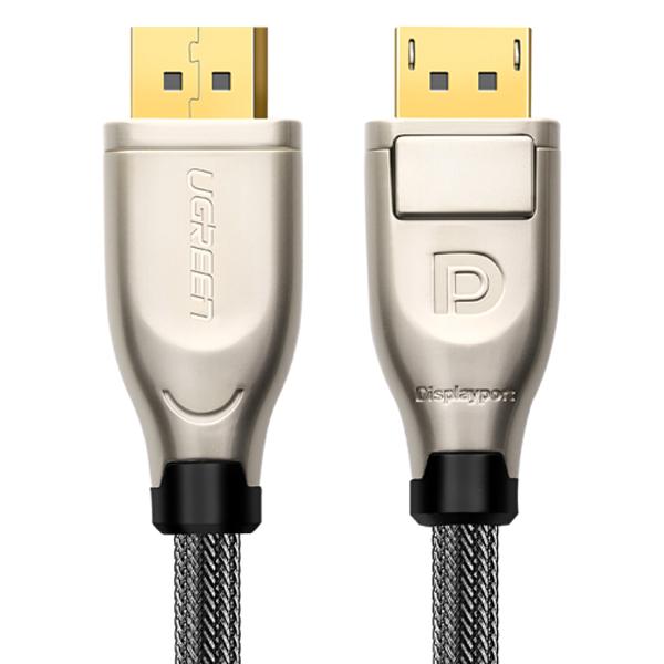 Cáp DisplayPort Ugreen 2 Đầu Male 30119 1.5m - Hàng Chính Hãng