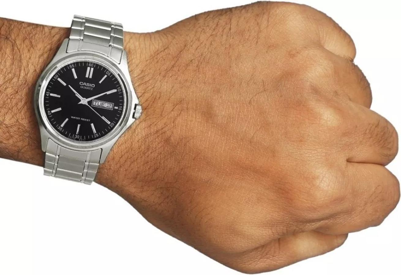 Đồng hồ nam dây kim loại Casio MTP-1239D-1ADF
