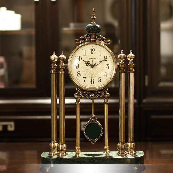 Đồng hồ để bàn Tân cổ điển - Đồng hồ trang trí