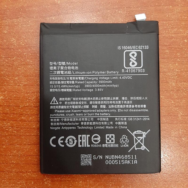 Pin Dành Cho điện thoại Xiaomi Redmi Note 8
