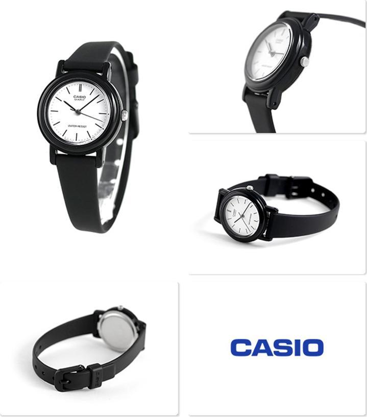 Đồng hồ nữ dây nhựa Casio LQ-139BMV-7ELDF