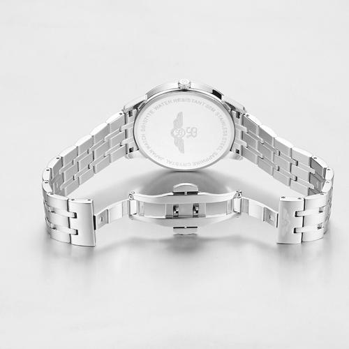 Đồng Hồ Nam SRwatch SG1071.1101TE - Sapphire - 40mm - Quartz (Pin) - Dây kim loại