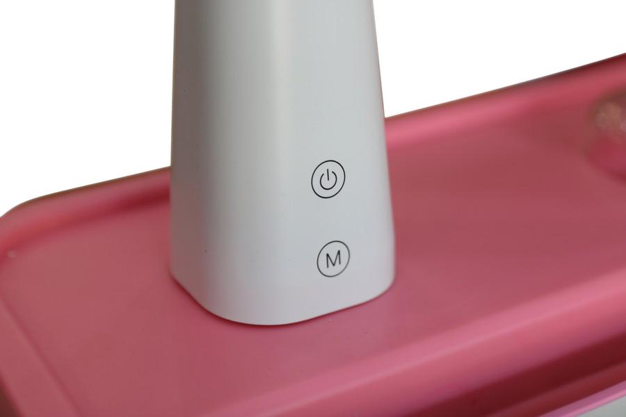 Bộ bàn học thông minh chống gù lưng - Màu hồng