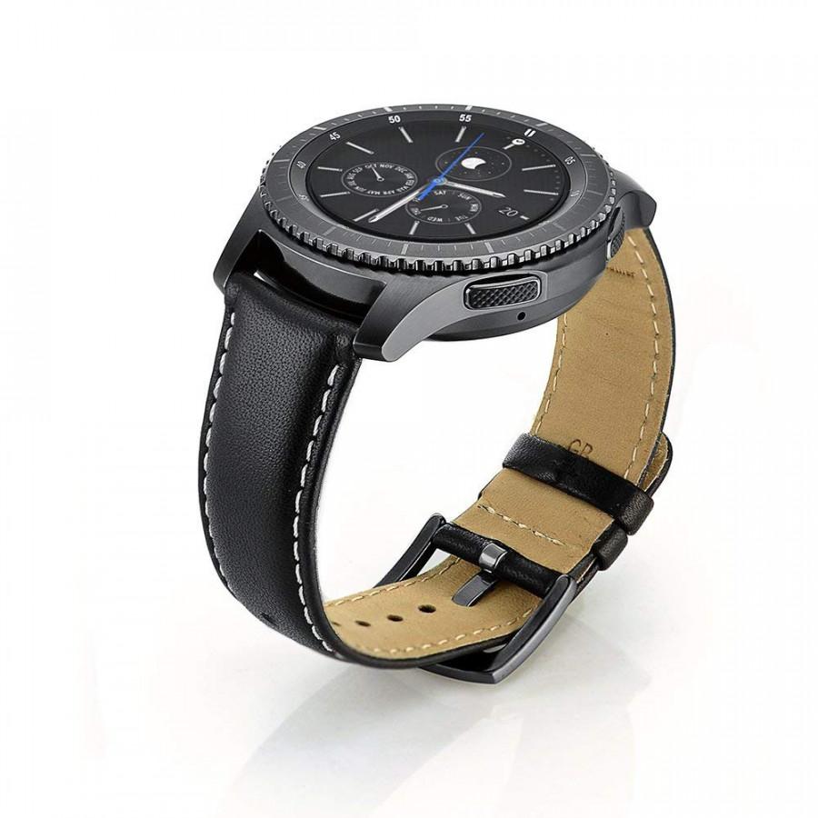 Dây da Classic Size 22 cho Gear S3, Galaxy Watch