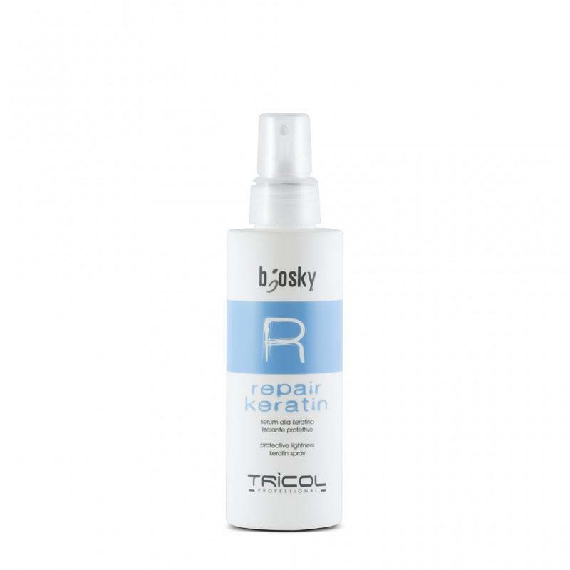 Xịt dưỡng phục hồi, tái cấu trúc tóc Repair Keratin Spray 150ML