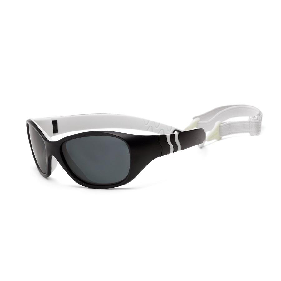 Mắt kính trẻ em Realshades 4ADV - Đen trắng