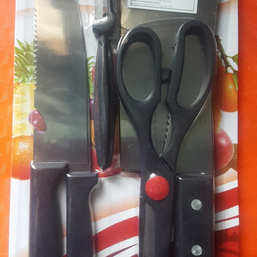 Bộ dao 5 món Mishio MK128