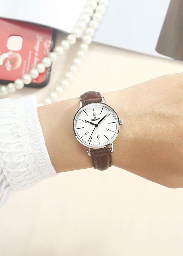Đồng Hồ Nữ Srwatch SL6657.4102RNT