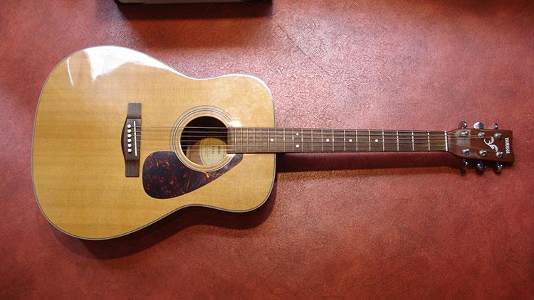 Đàn Guitar Acoustic Yamaha F370 - Hàng Nhập Khẩu