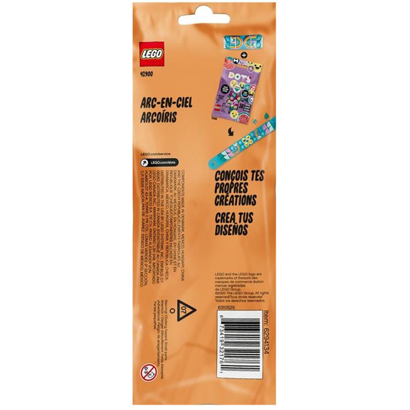 Đồ chơi cho bé Lego Dots Vòng Tay Cầu Vồng 41900