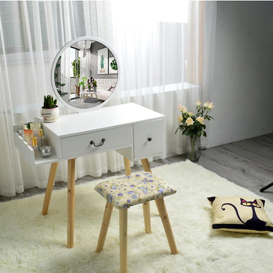 Bộ bàn ghế trang điểm cách điệu cao cấp