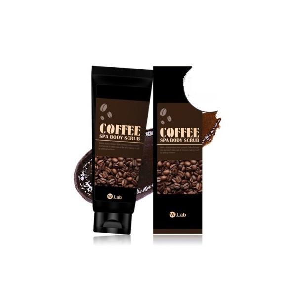Tẩy da chết toàn thân chiết xuất cà phê  W.LAB 270g
