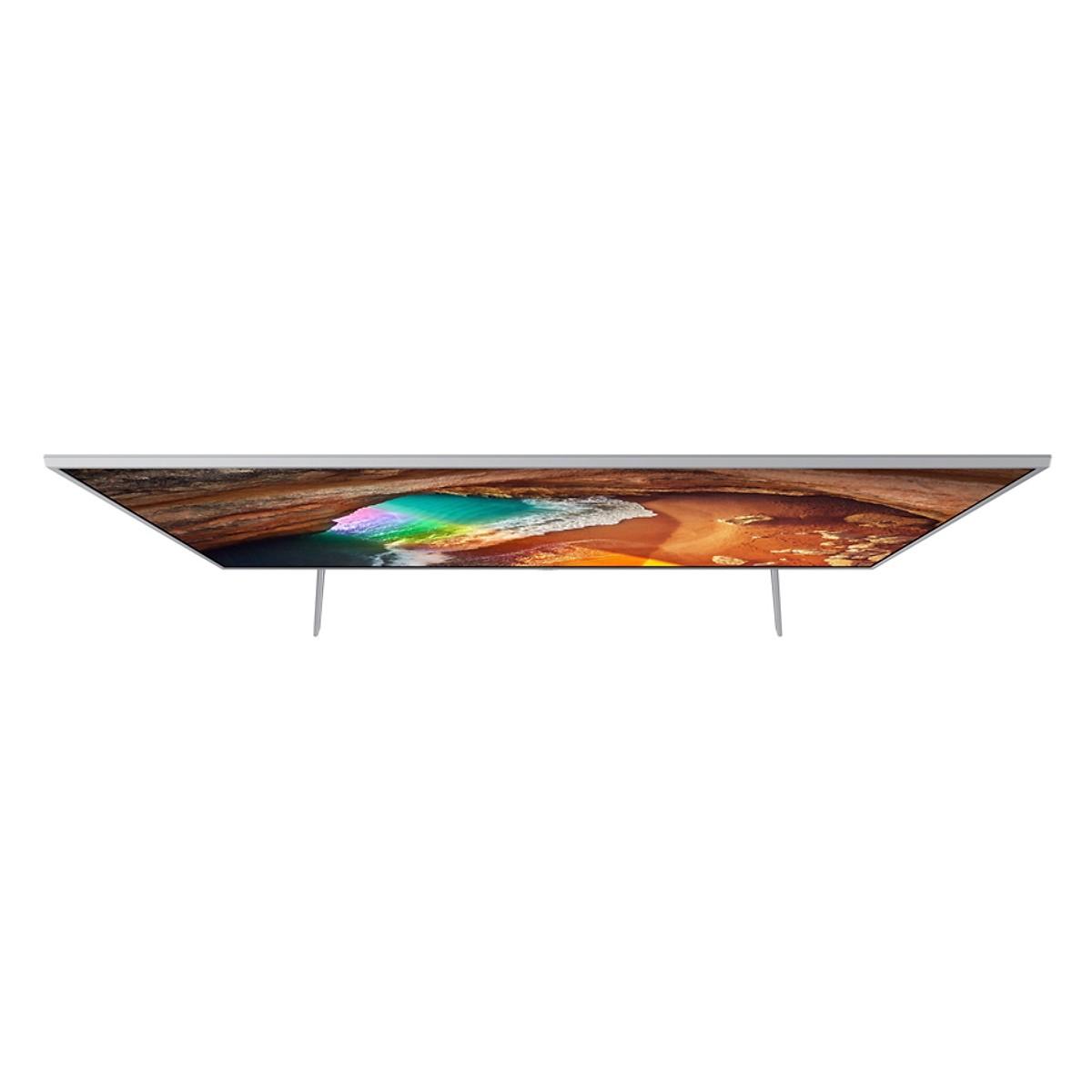 Smart Tivi QLED Samsung 75 inch 4K UHD QA75Q65RAKXXV - Hàng Chính Hãng + Tặng Khung Treo Cố Định