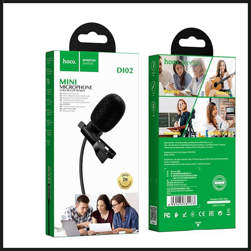 Micro Mini cao cấp Hoco DI02 - Hàng chính hãng