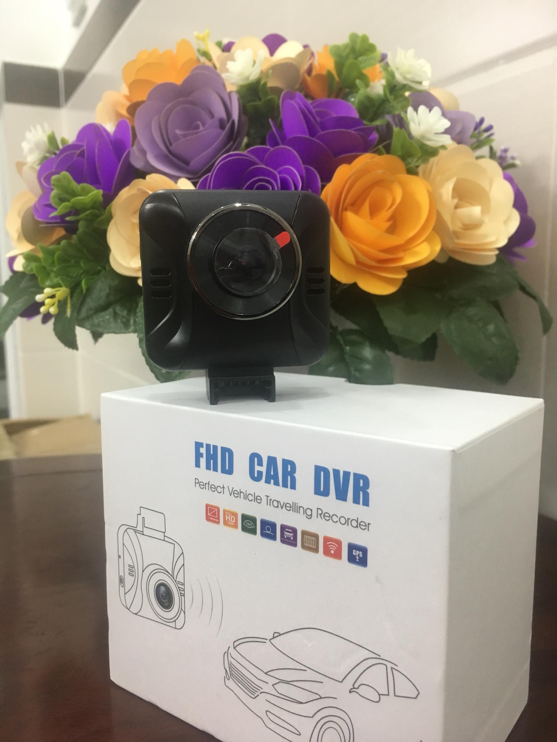 Camera hành trình 2K-G81 GPS đo tốc độ, kết nối điện thoại từ xa có tiếng việt ( THẺ NHỚ 16GB)