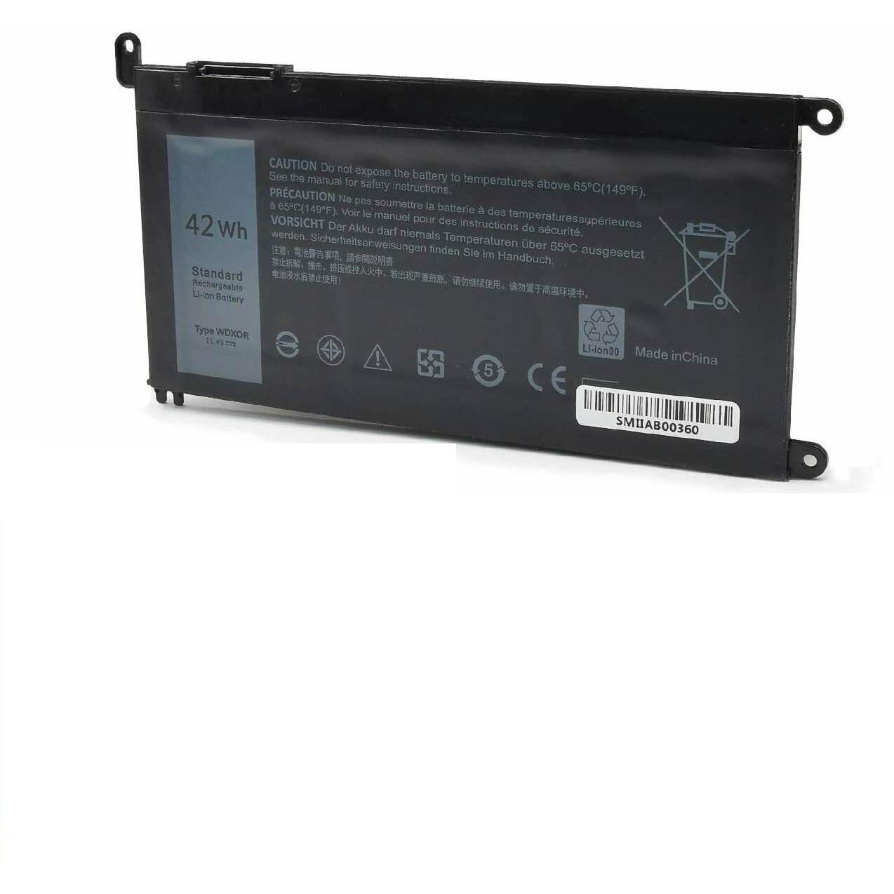 Pin dành cho Laptop DELL Inspiron 14-7460 N7460