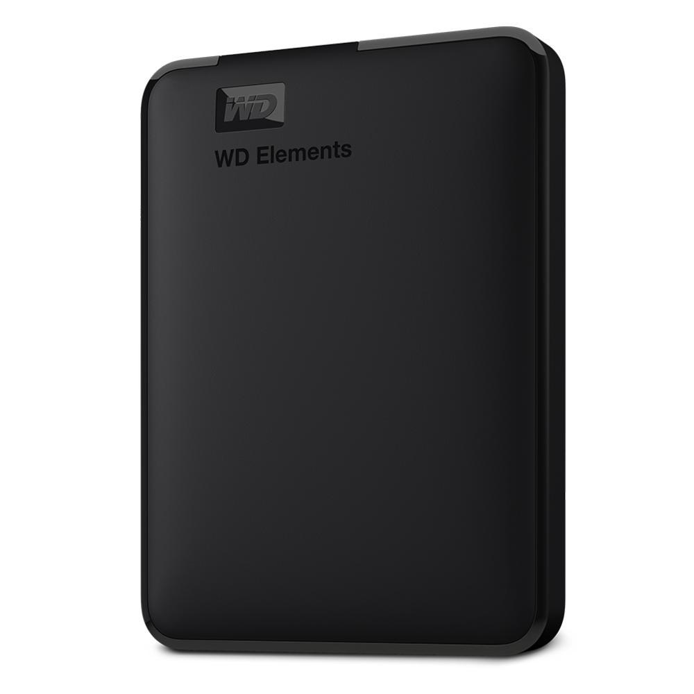 Ổ Cứng Di Động WD Elements 4TB 2.5 USB 3.0 - WDBUZG0040BBK - Hàng Chính Hãng